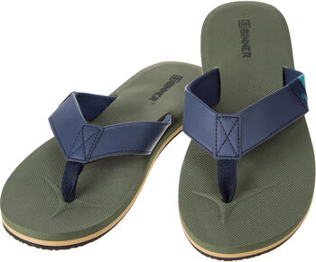Sinner Timor slippers Heren Grijs
