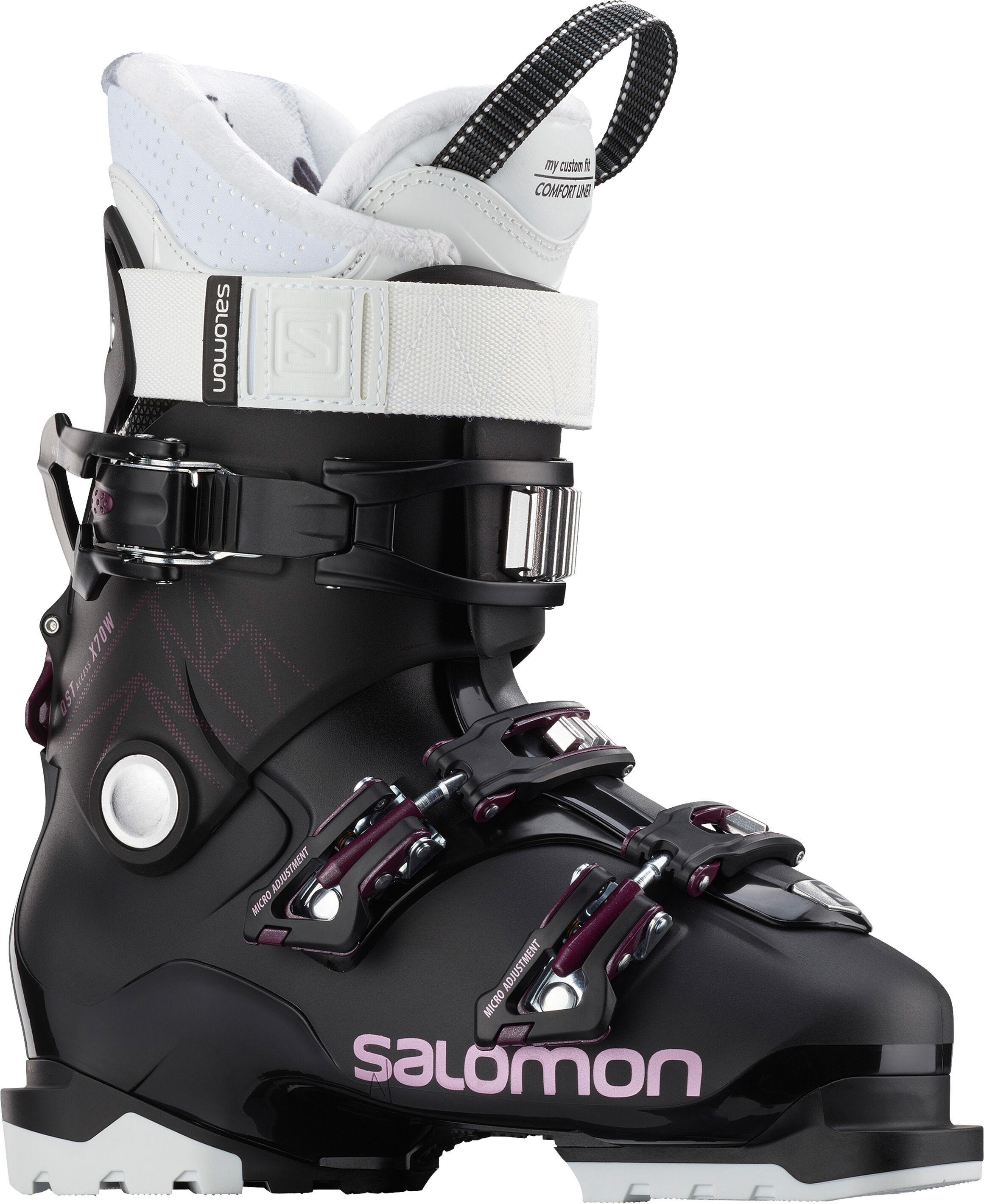 Salomon dames skischoen X Pro 90 Sport W Cs Zwart