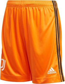 adidas Juventus Derde short 2020/2021 kids Oranje