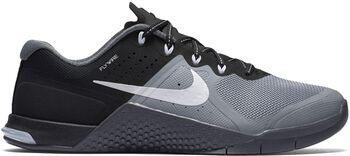 Nike Metcon 2 fitness schoenen Dames Grijs