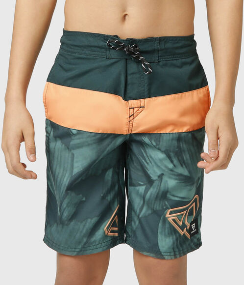 Catamaran-Leaf kids zwemshort