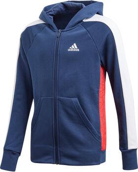 adidas Athletics Club kids hoodie Blauw