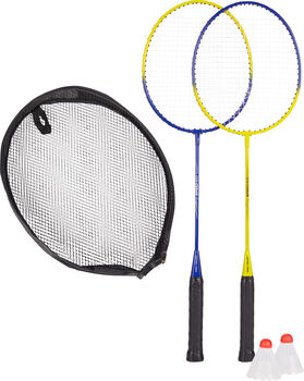 PRO TOUCH Speed 100 2 Player badmintonset Geel