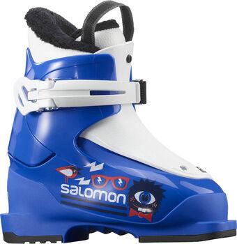 Salomon T1 kids skischoenen Jongens Roze