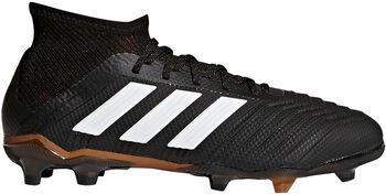 ADIDAS Predator 18.1 FG jr voetbalschoenen Zwart