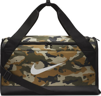 Nike Brasilia S sporttas Bruin