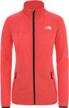 The North Face Extent III fleece Dames Rood
