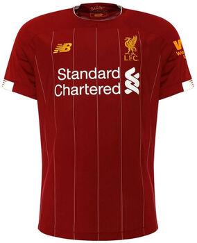 New Balance Liverpool FC thuisshirt Heren Rood