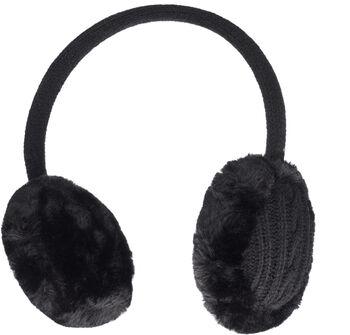 Sinner Kelowna oorwarmers Zwart