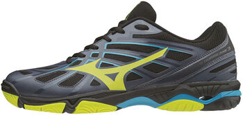 Mizuno Wave Hurricane 3 volleybalschoenen Heren Blauw