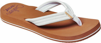 Reef Cushion Breeze slippers Dames Bruin