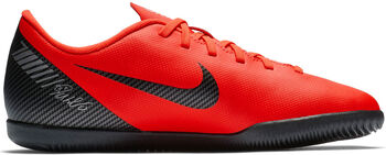 Nike Vapor X 12 Club CR7 jr zaalvoetbalschoenen Jongens Oranje