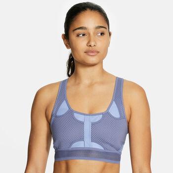 Nike Swoosh Instadry sport bh Dames