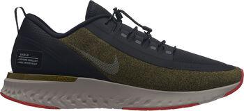 Nike Odyssey React Shield hardloopschoenen Heren Groen
