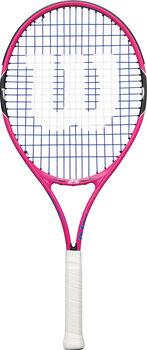 Wilson Burn Pink 25 jr tennisracket Meisjes Roze