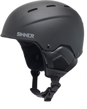 Sinner Typhoon helm Zwart