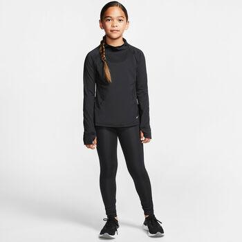 Nike Studio Training legging Meisjes Zwart