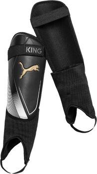 Puma King scheenbeschermers Heren Zwart