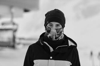 Polar nekwarmer
