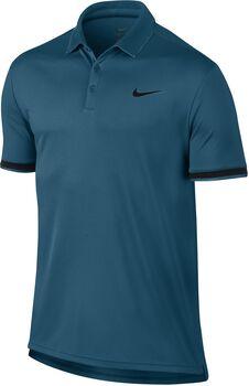 Nike Court Dry Tennis Polo  Heren Groen