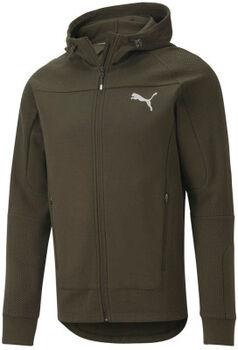 Puma Evostripe hoodie Heren Groen