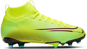 Nike Superfly 7 Academy FG/MG voetbalschoenen Geel