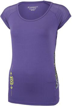 ENERGETICS Zendra II shirt Dames Paars