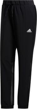 adidas Long Woven 3-Stripes Broek Dames Zwart