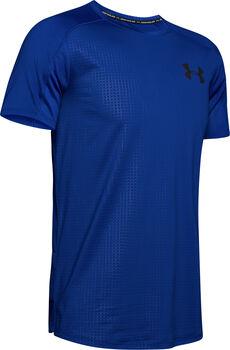 Under Armour MK1 Emboss shirt Heren Blauw