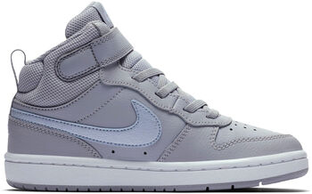 Nike Court Borough Mid 2 EP sneakers Grijs