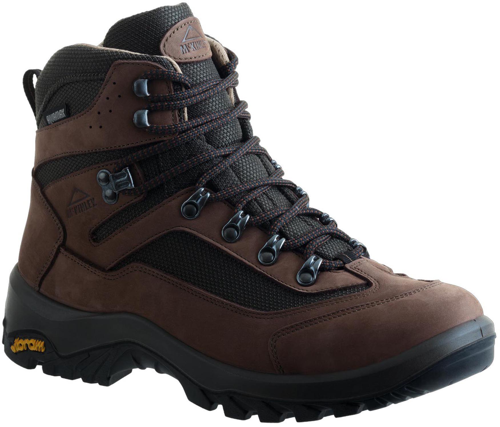 Mckinley - Chaussures De Marche Confort Voyage Aqx - Hommes - Chaussures - Gris - 41 v9tyJjmtLZ