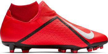 Nike Phantom Vision Academy Dynamic Fit FG/MG voetbalschoenen Heren Rood