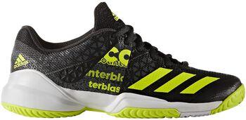 Adidas Counterblast Falcon jr indoorschoenen Jongens Zwart
