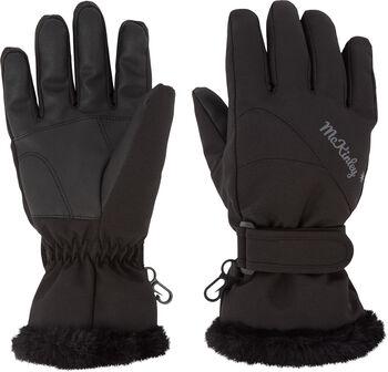McKINLEY Emyra handschoenen Jongens Zwart