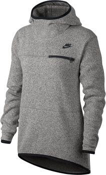 Nike Sportswear hoodie Dames Grijs