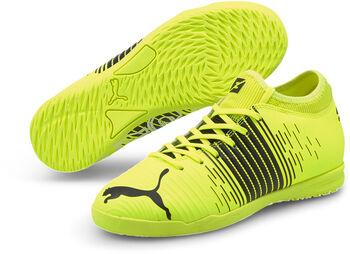 Puma FUTURE Z 4.1 IT kids voetbalschoenen Geel