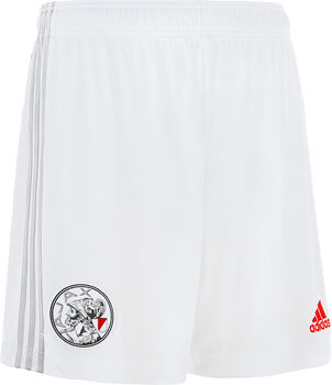 adidas Ajax thuisshort 21/22 Heren Wit