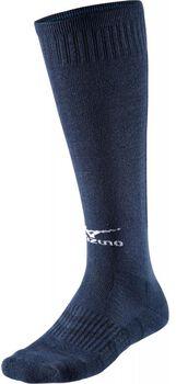 Mizuno Comfort Volleyball Long sokken Heren Blauw