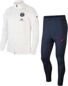 Nike Paris Saint-Germain Strike trainingspak Heren Wit