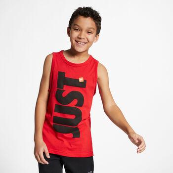 Nike Sportswear JDI top Jongens Rood