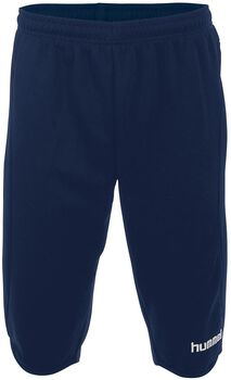 Hummel Team training short Heren Blauw