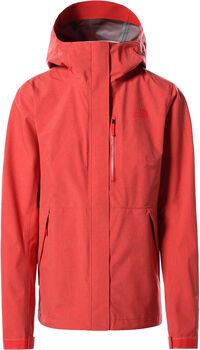 The North Face Dryzzle Futurelight jack Dames Rood