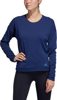 adidas SuperNova Run longsleeve Dames Blauw