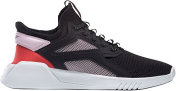 Reebok Freestyle Motion Lo fitness schoenen Dames Zwart
