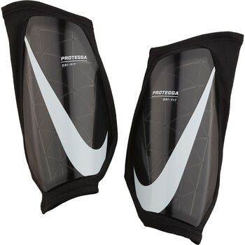 Nike The Protegga Soccer Shin Guards Zwart