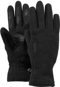 Barts Fleece kids handschoenen Zwart
