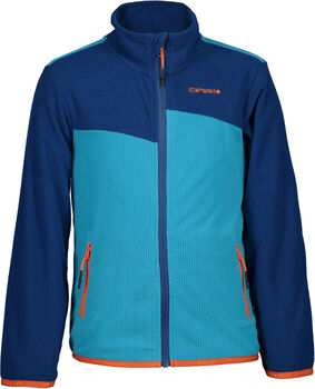 Icepeak Kentwood Fleece kids jas Jongens Blauw