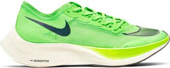 Nike ZoomX Vaporfly Next% hardloopschoenen Heren Groen