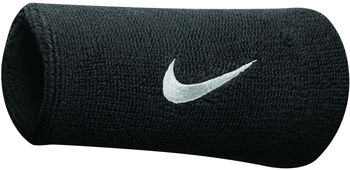 Nike Swoosh Doublewide zweetbandje Zwart
