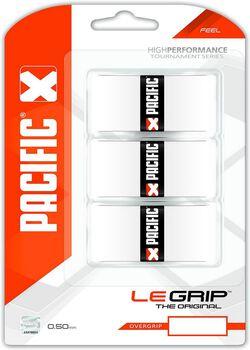 Pacific PC Le Grip tennis overgrip Wit